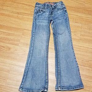 Muddy jeans size 7 slim